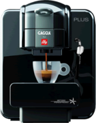 Gaggia for Illy